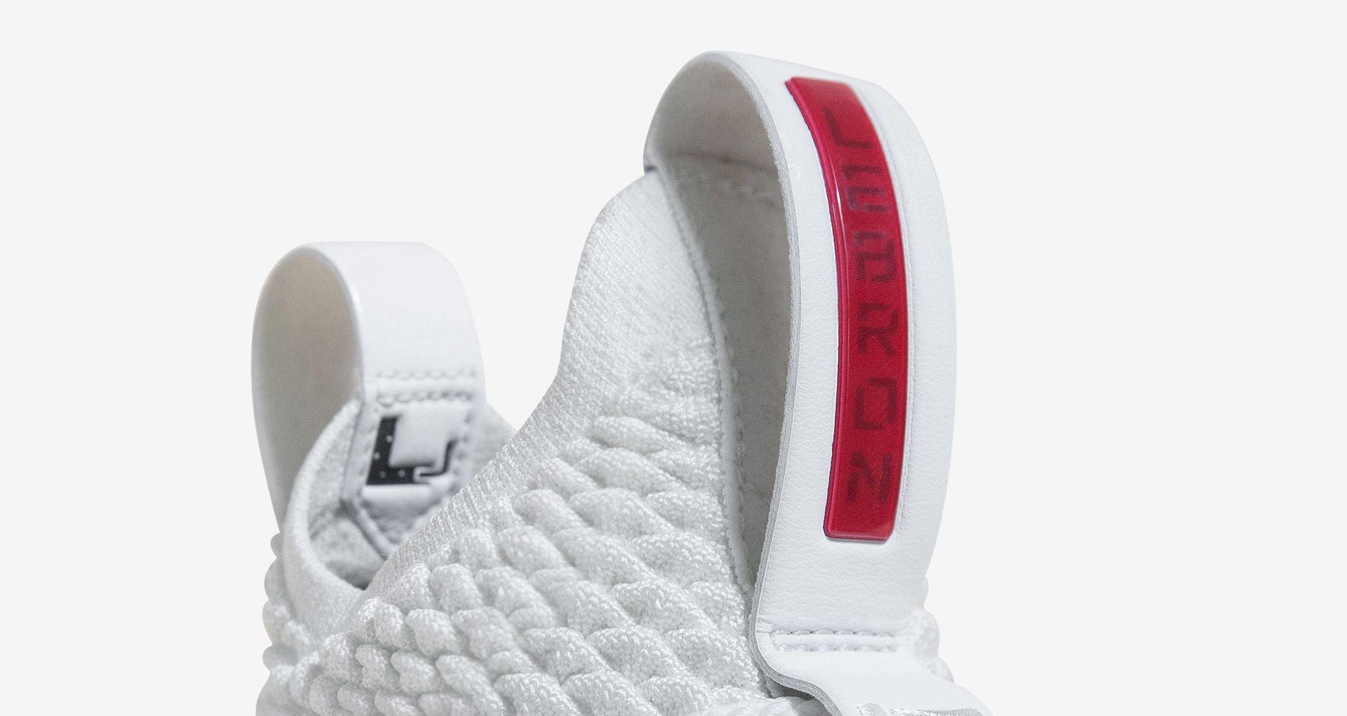 115f97d6ec3f Nike Lebron 15 LeBron Watch  Air Zoom Generation . Nike+ SNKRS