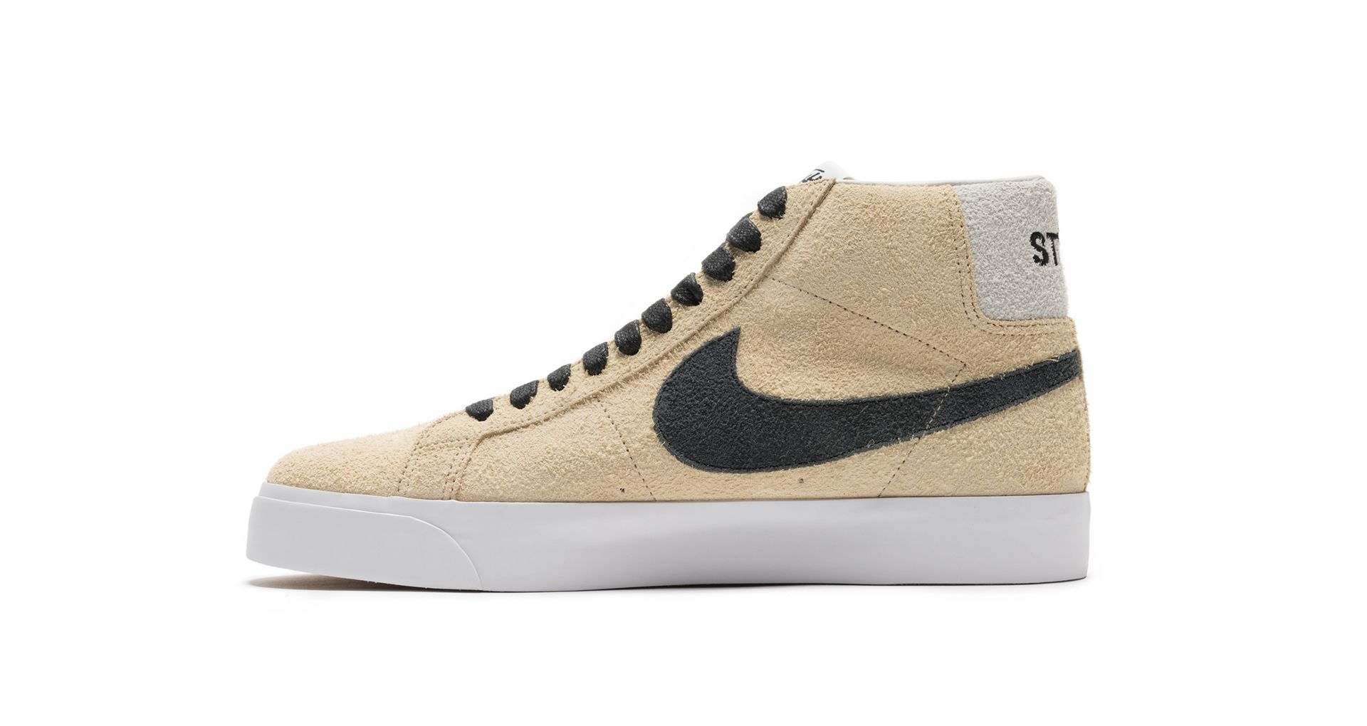 promo code 2f33e 50a66 Nike SB Zoom Blazer Mid Stüssy x Lance 'Midwest Gold & ...