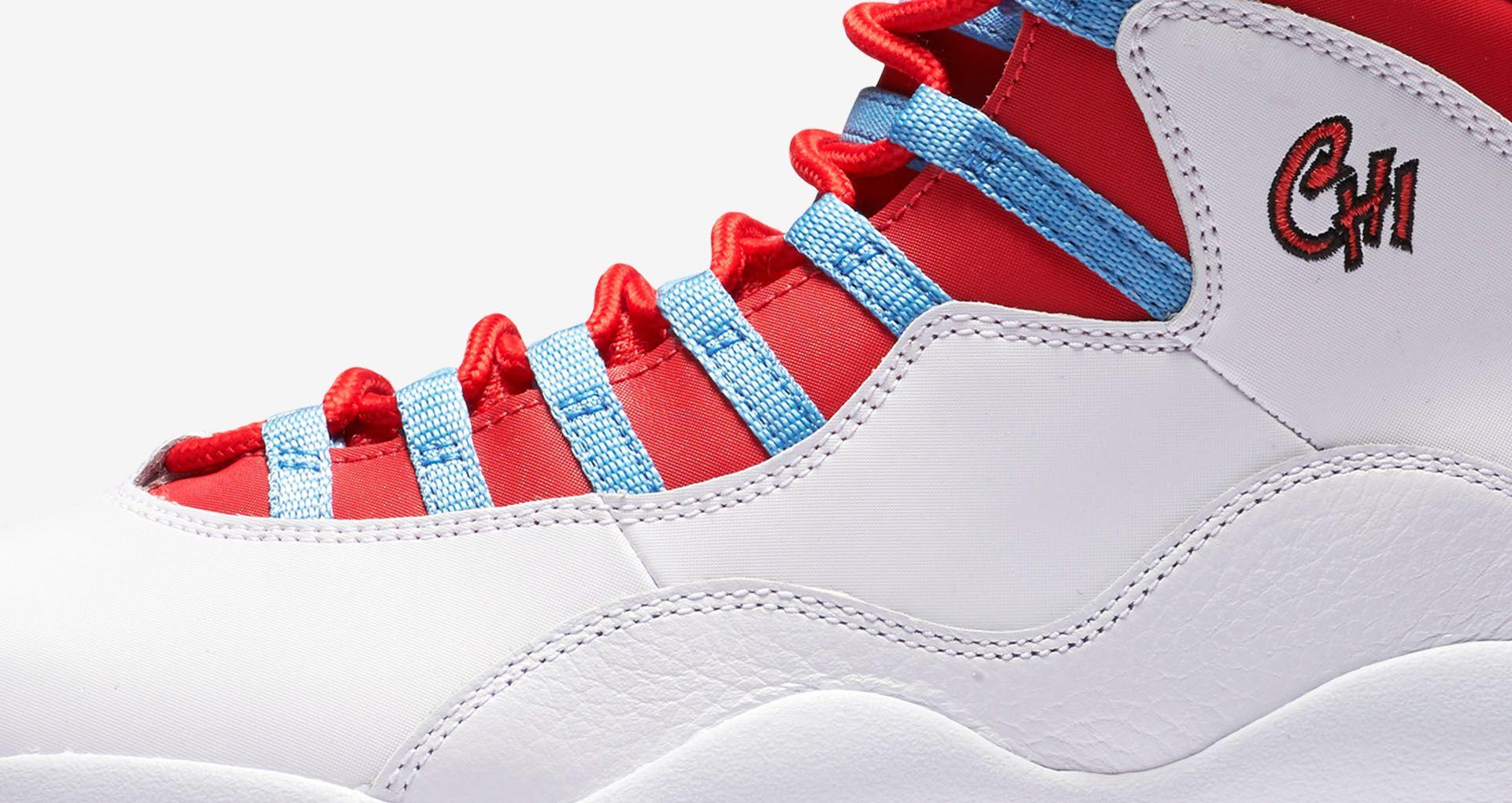 737cfedd8dd667 Air Jordan 10 Retro  Chicago  Release Date. Nike+ SNKRS