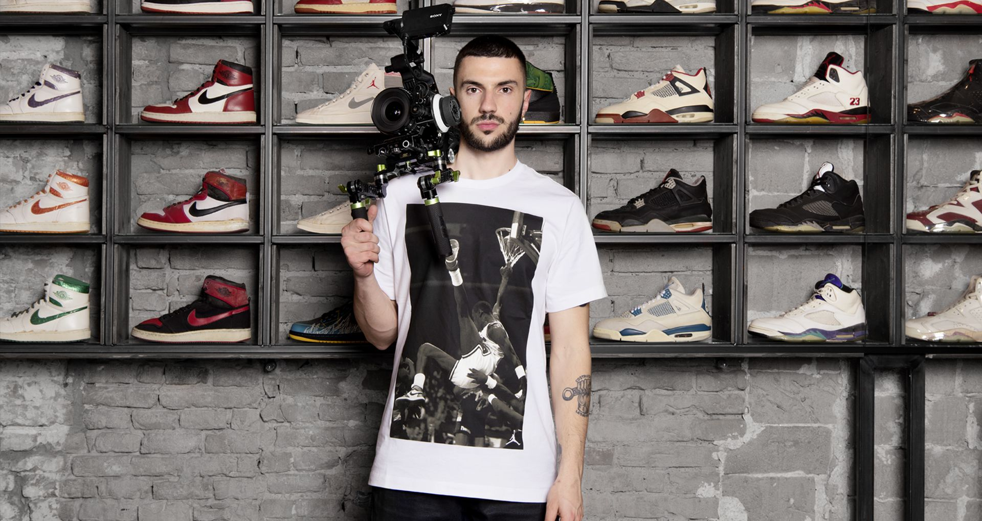 48d507238fae6b Sneakers Talk with Andrea Capone and Marco Evangelisti.. Nike+ ...