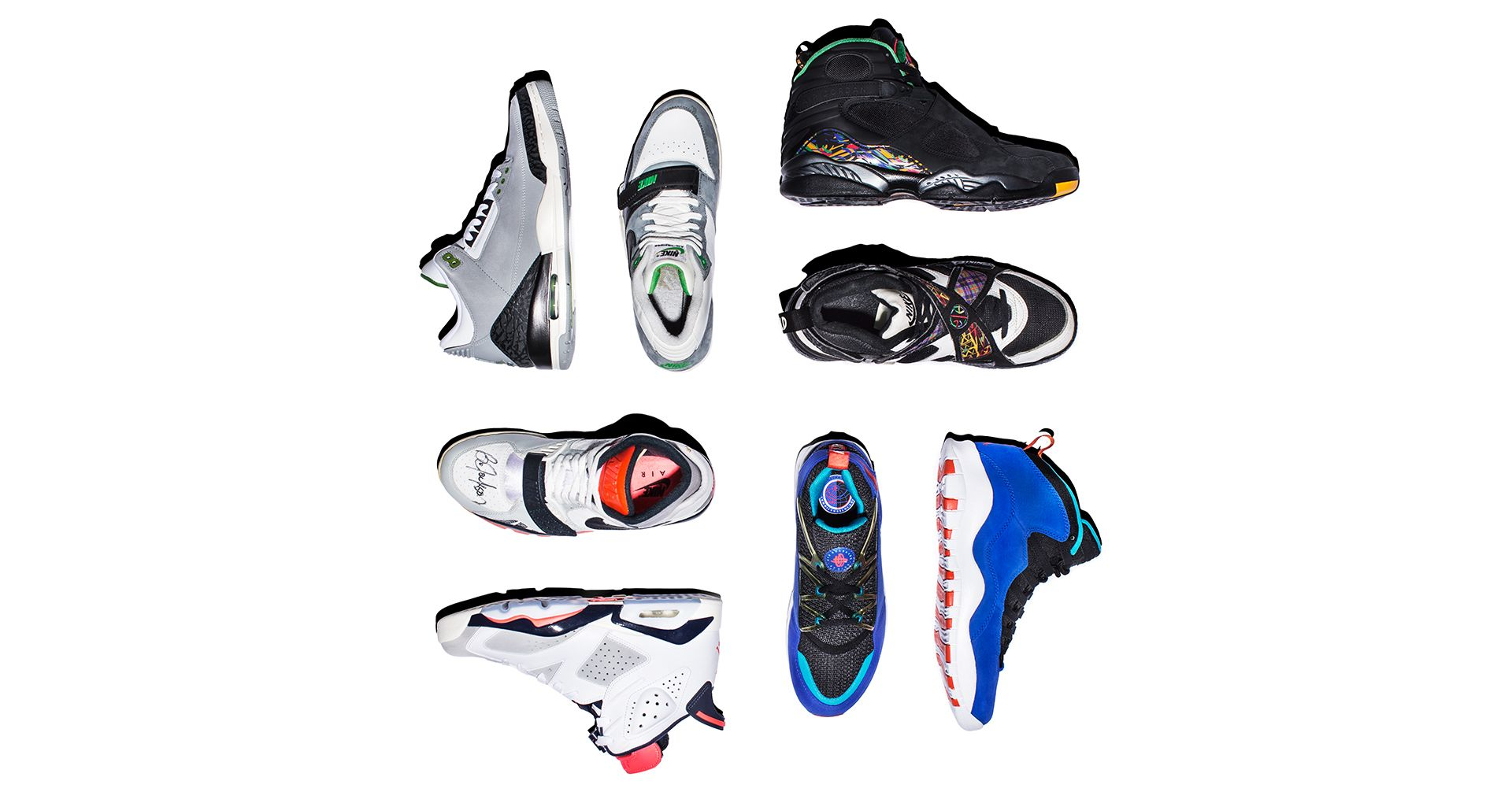 Inside The Vault: Air Jordan x Nike Icons  Nike+ Launch SI