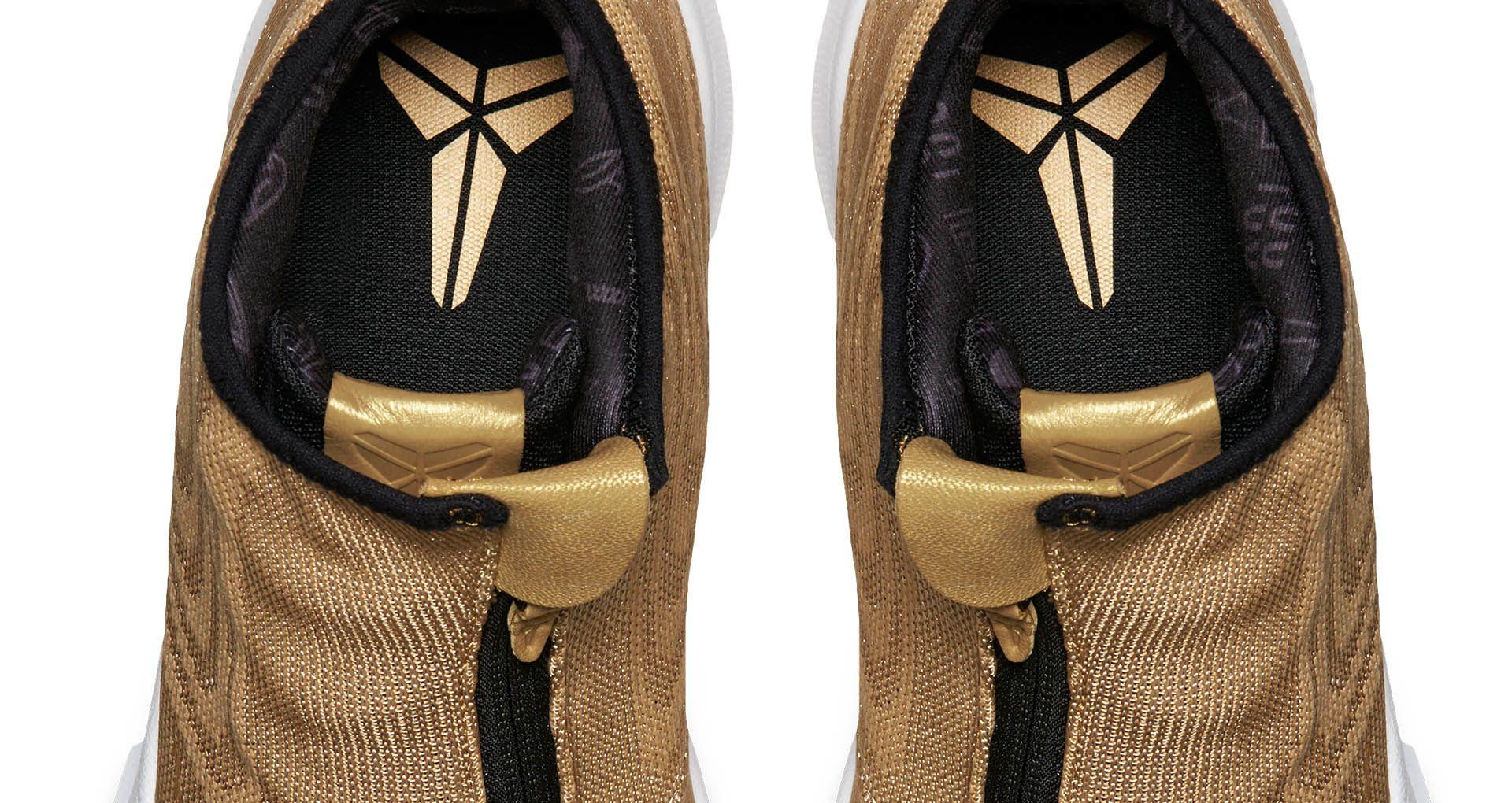 9a7c11892e019 Nike Zoom Kobe Icon  Metallic Gold  Release Date. Nike+ SNKRS