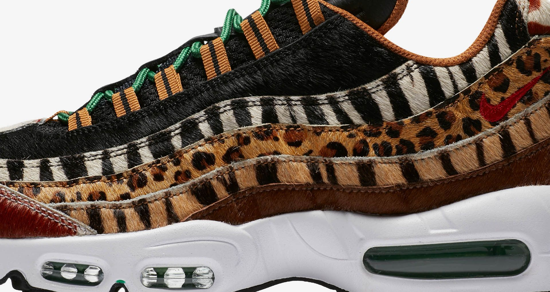 newest collection 01155 9258b Nike Air Max 95 Atmos 'Animal Pack' 2018 Release Date. Nike ...