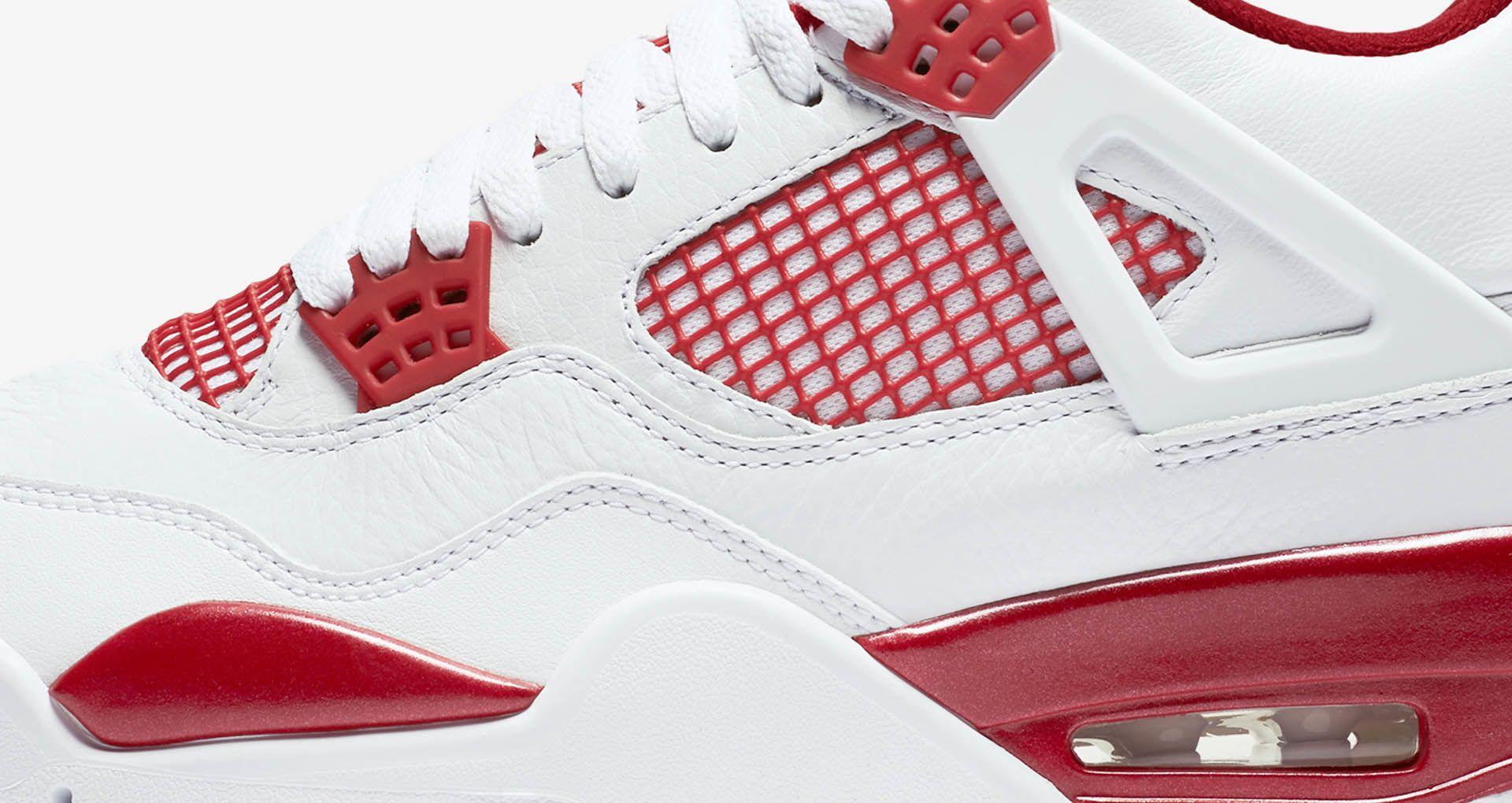 quality design f0a3f 5cfb4 Air Jordan 4 Retro 'Alternate 89' Release Date. Nike+ SNKRS