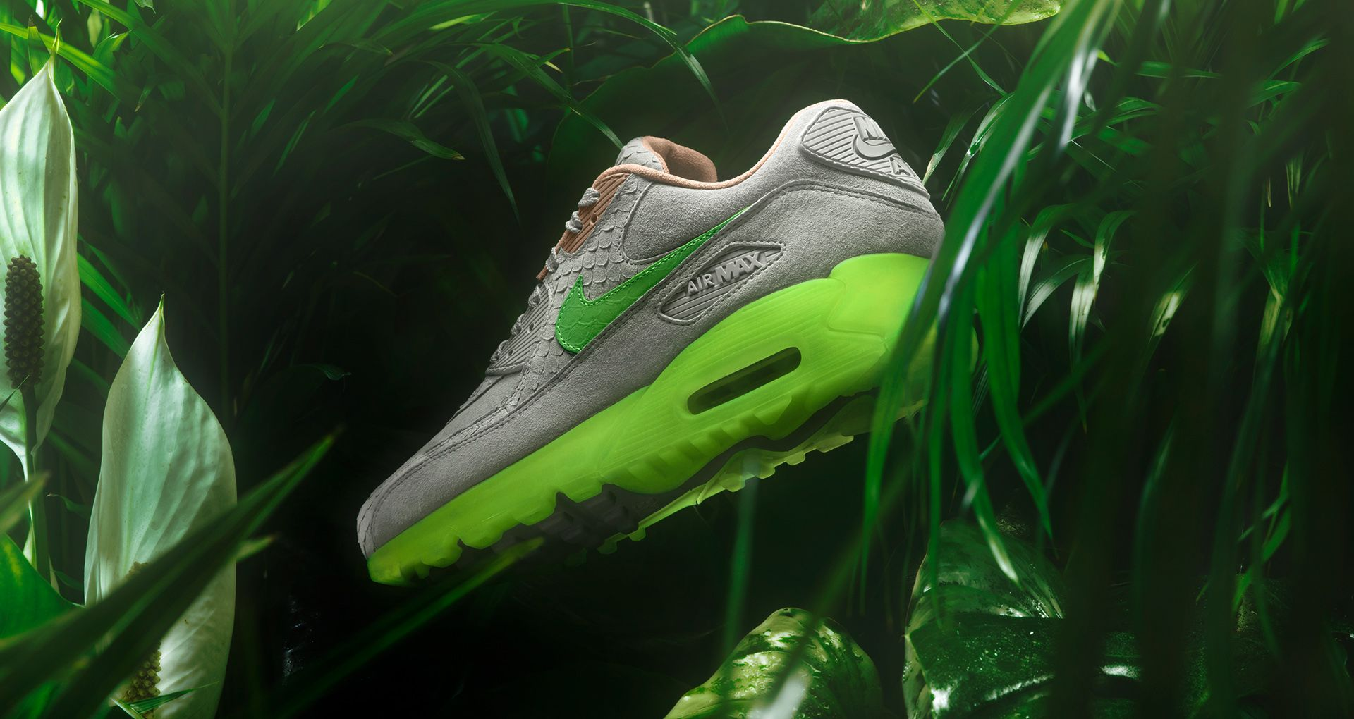 Behind The Design: Air Max 90 'New Species'. Nike⁠Plus