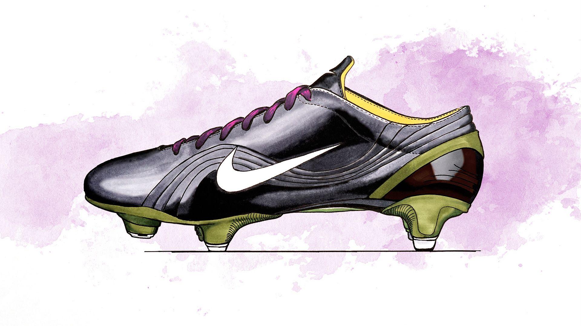 ec788293ef70 20 år av Mercurial-historia. Nike.com SE