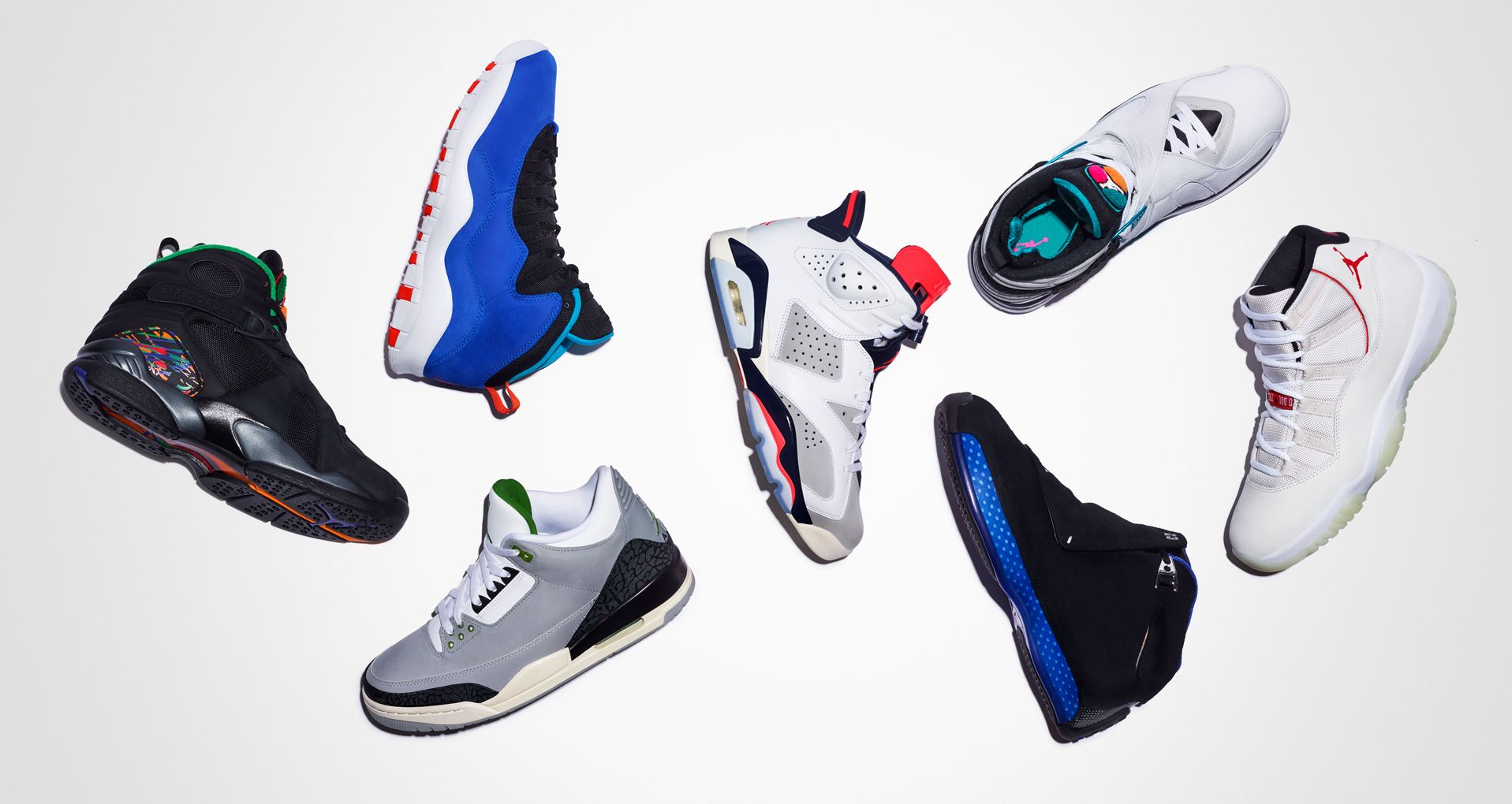 Holiday Preview: Air Jordan. Nike+ SNKRS