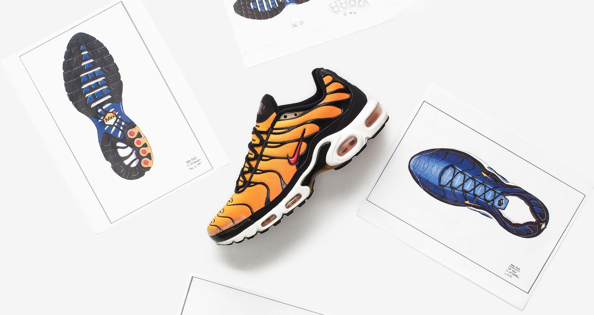 f6e3e8d691 Behind The Design: Nike Air Vapormax Plus. Nike+ SNKRS