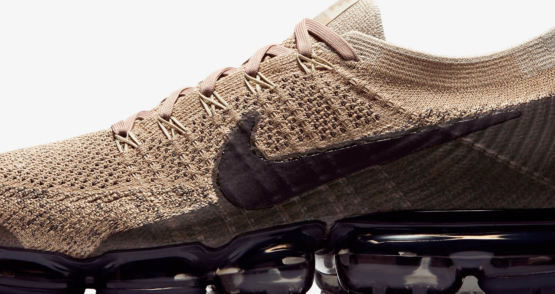 634bd60f135af Nike Air VaporMax  Khaki  amp  Anthracite  Release Date. Nike+ ...