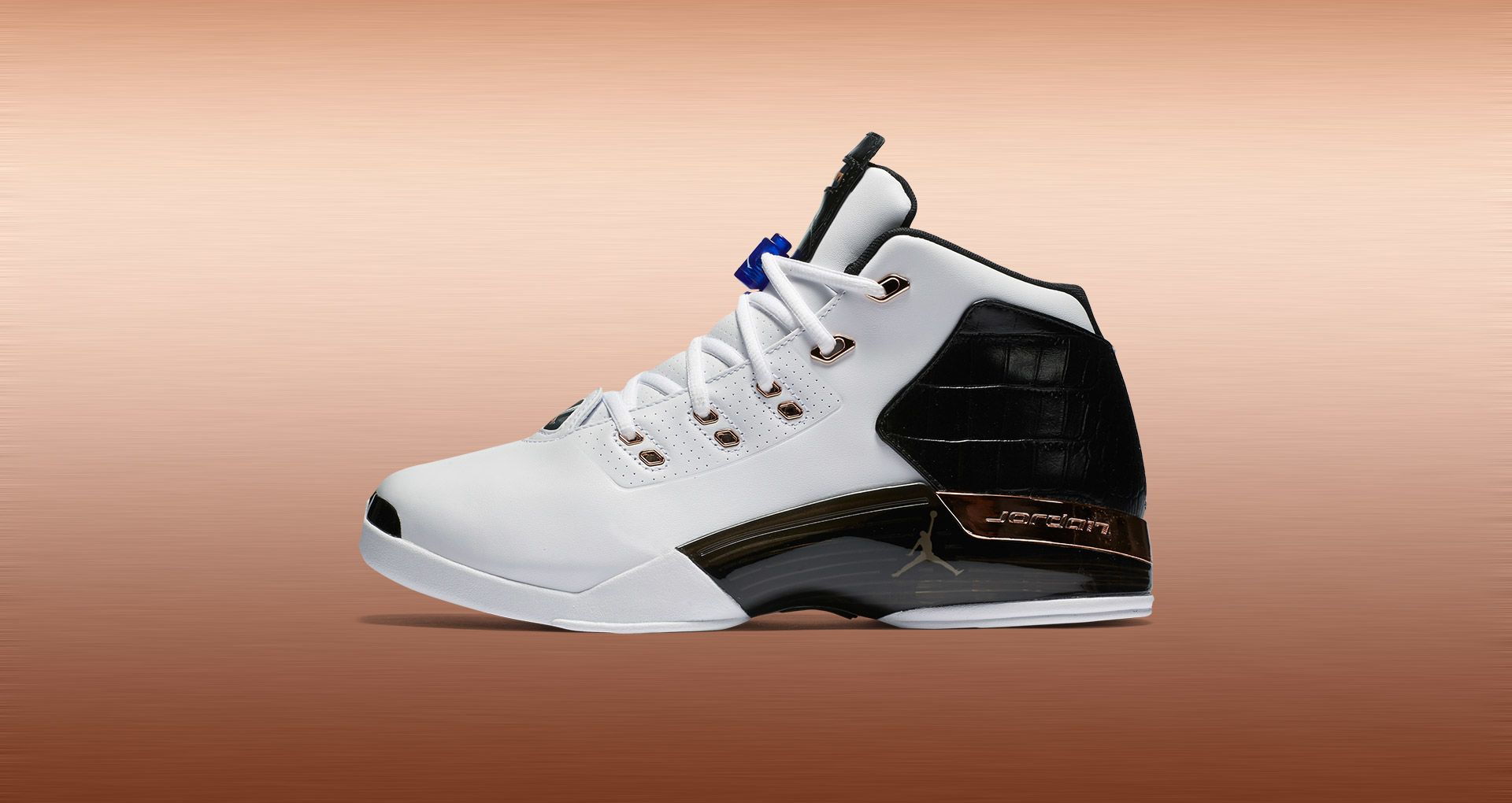 48be42734f3b9b Air Jordan 17+ Retro  Copper  Release Date. Nike⁠+ SNKRS