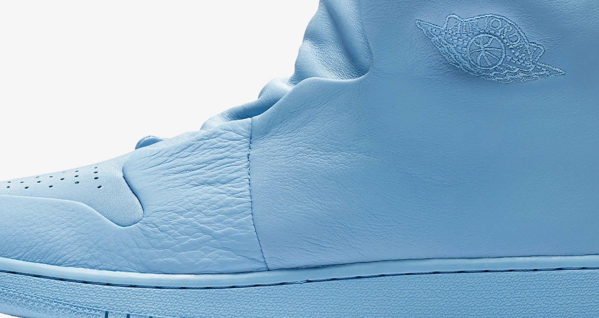 Nike Women s Air Jordan 1 Sage XX  Light Blue  Release Date. Nike+ ... bd79b04ecf