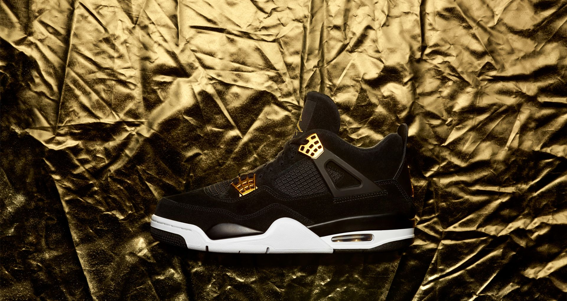 half off 79c62 e55e0 Air Jordan 4 Retro 'Royalty'. Nike⁠+ SNKRS