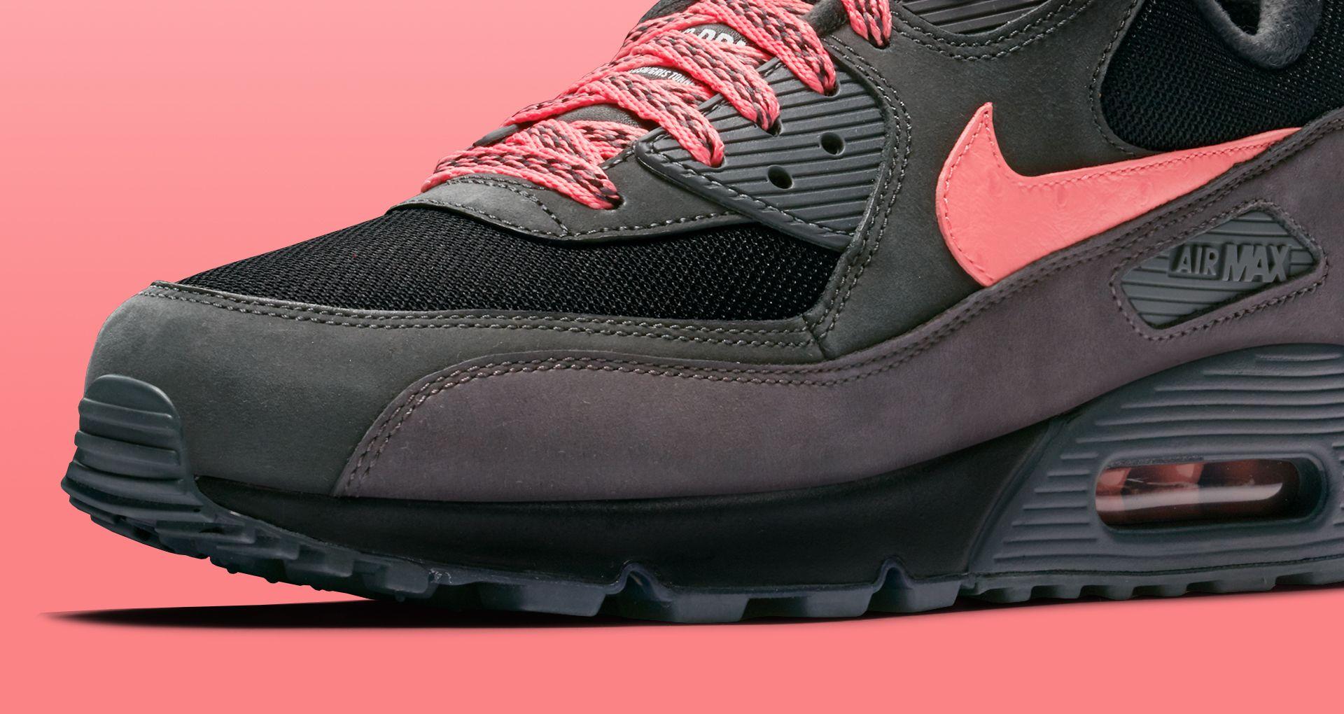 Nike Air Max 90 : Le magasin phare officiel désigné par le