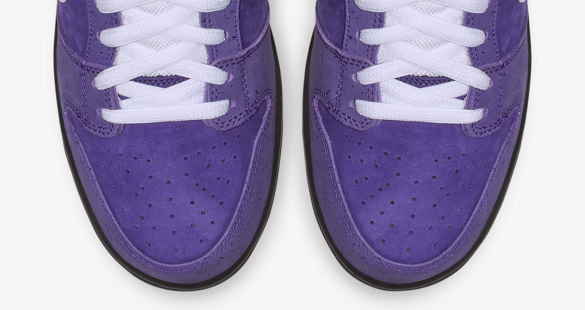 buy online f77ac a8515 Nike SB Dunk Low Pro 'Purple Lobster' Release Date. Nike+ SNKRS