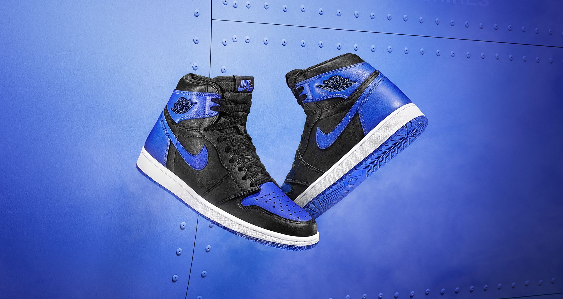 half off f17ac ba7a2 Air Jordan 1 Retro  Royal . Nike⁠+ SNKRS