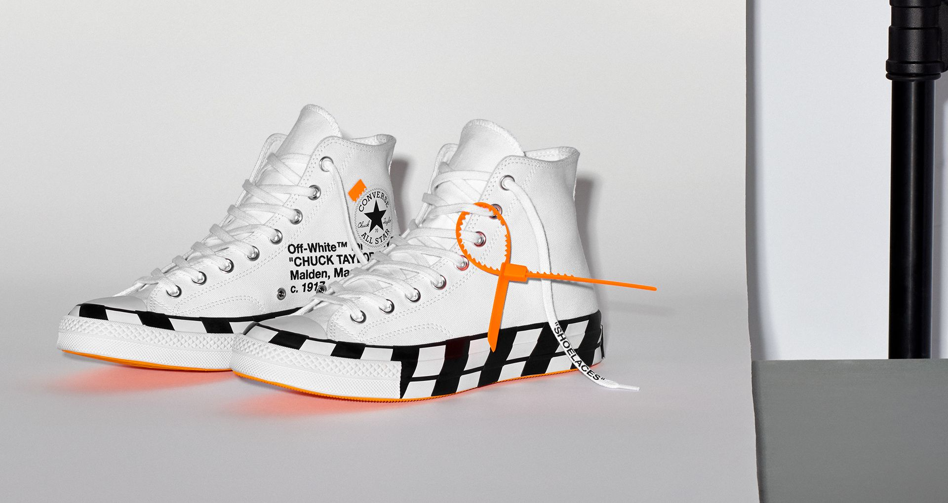 faf9aac8d884 Converse x Off-White Chuck 70  Icon  Release Date .