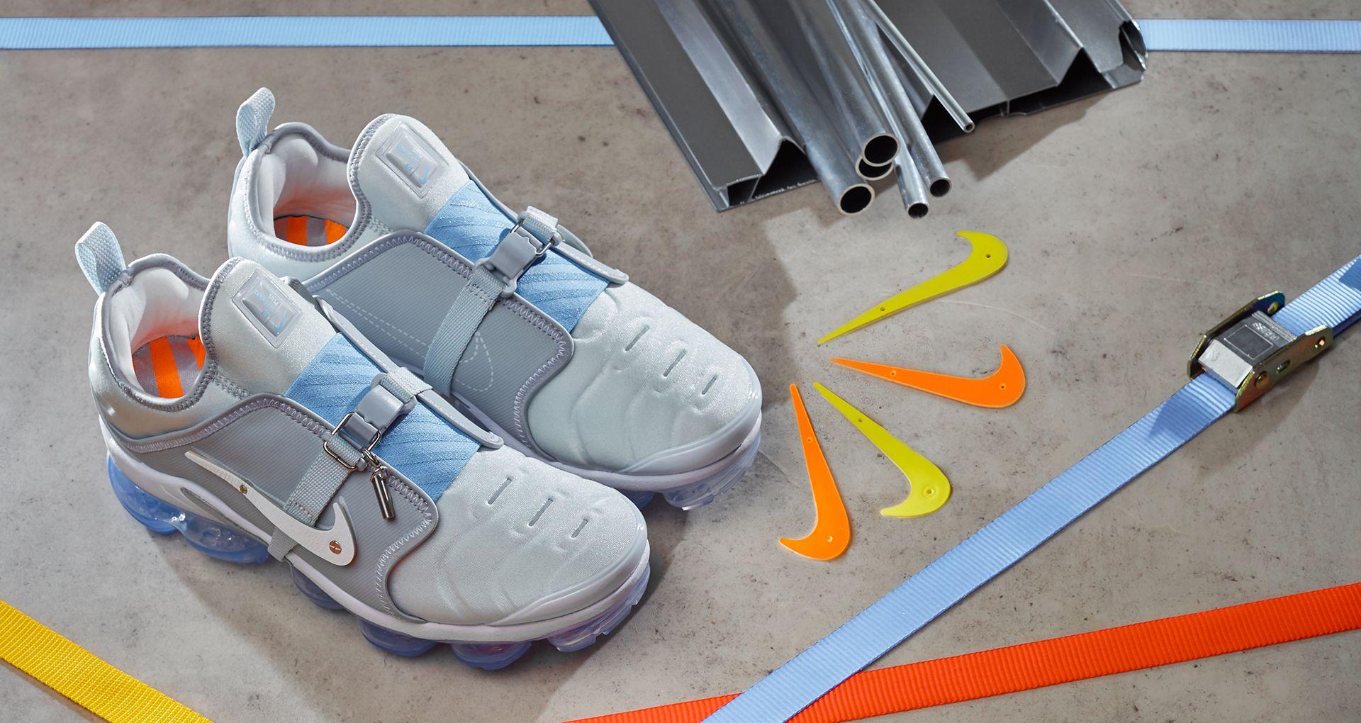 pretty nice 64b7b 53a04 Behind the Design: Nike Air VaporMax Plus 'Paris Works in ...
