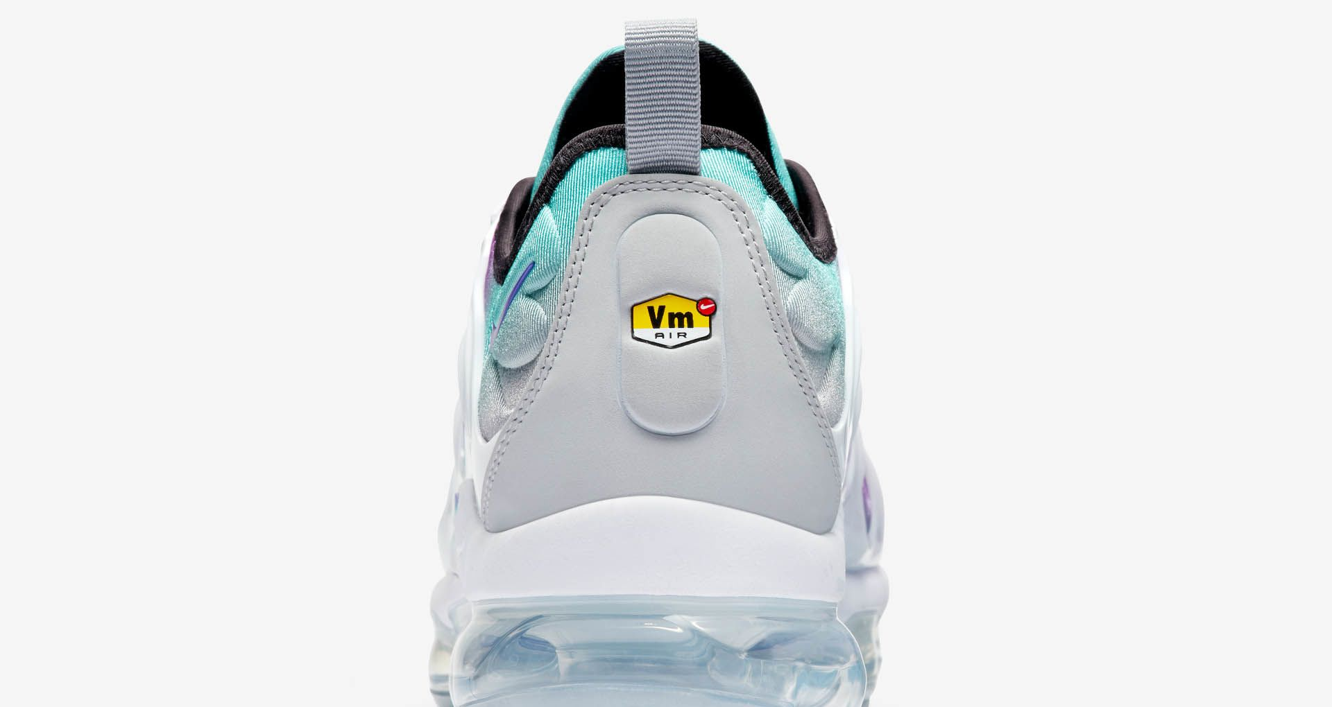 brand new 4f5ea d778a Nike Air Vapormax Plus 'White and Fierce Purple' Release ...