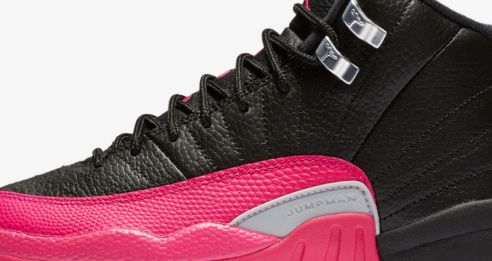 separation shoes 94a95 82a31 Girls  Air Jordan 12 Retro  Black   Deadly Pink  Release Date