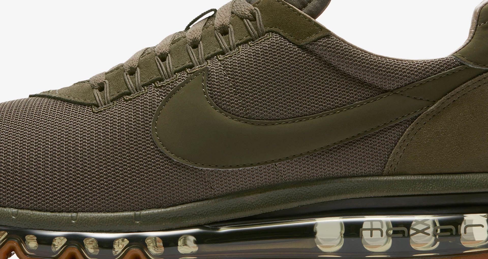 half off 1e063 9825a Nike Air Max LD-Zero « Medium Olive & Khaki ». Nike+ Launch FR