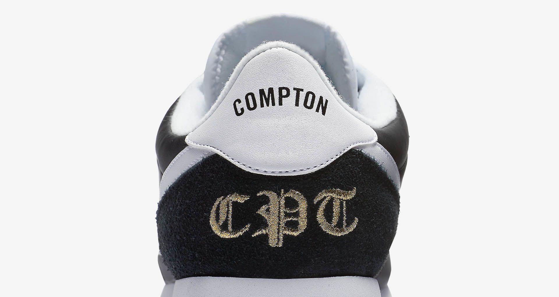 best website 67b3e cf480 CORTEZ BASIC NYLON. COMPTON