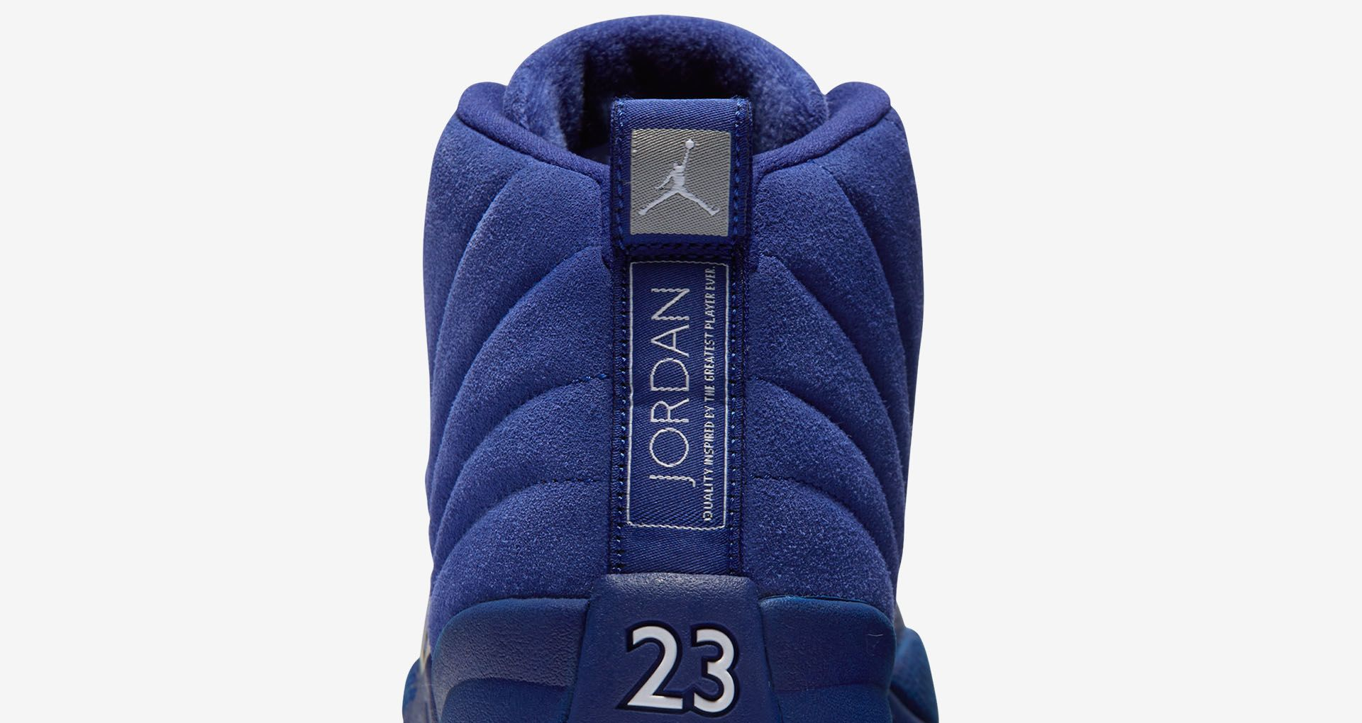 premium selection 942e0 4320c Air Jordan 12 Retro  Deep Royal Blue .