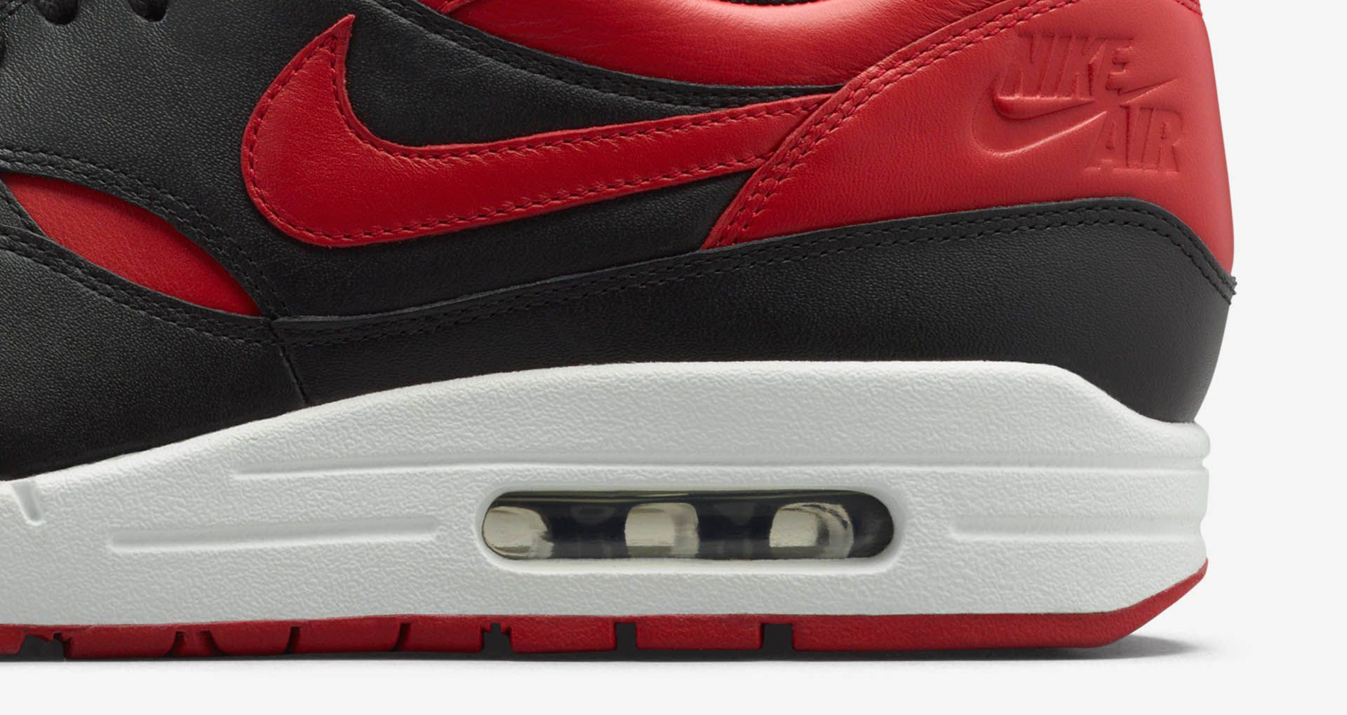 sports shoes 42098 42447 Nike Air Max 1  Bred
