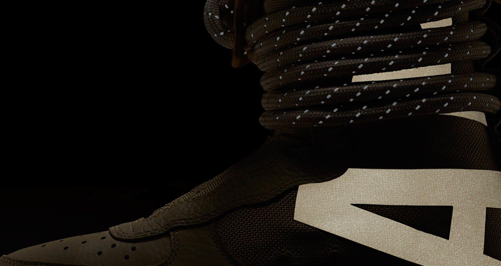 Nike Women's SF Air Force 1 Hi 'Rattan' Release Date. Nike SNKRS