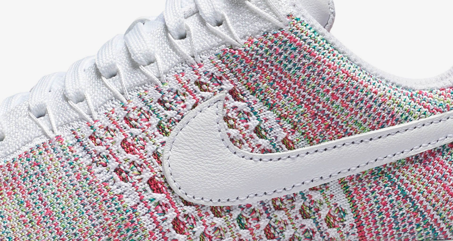 803e06a86531 Women s Nike Air Force 1 Ultra Flyknit Low  Radiant Emerald  Release Date