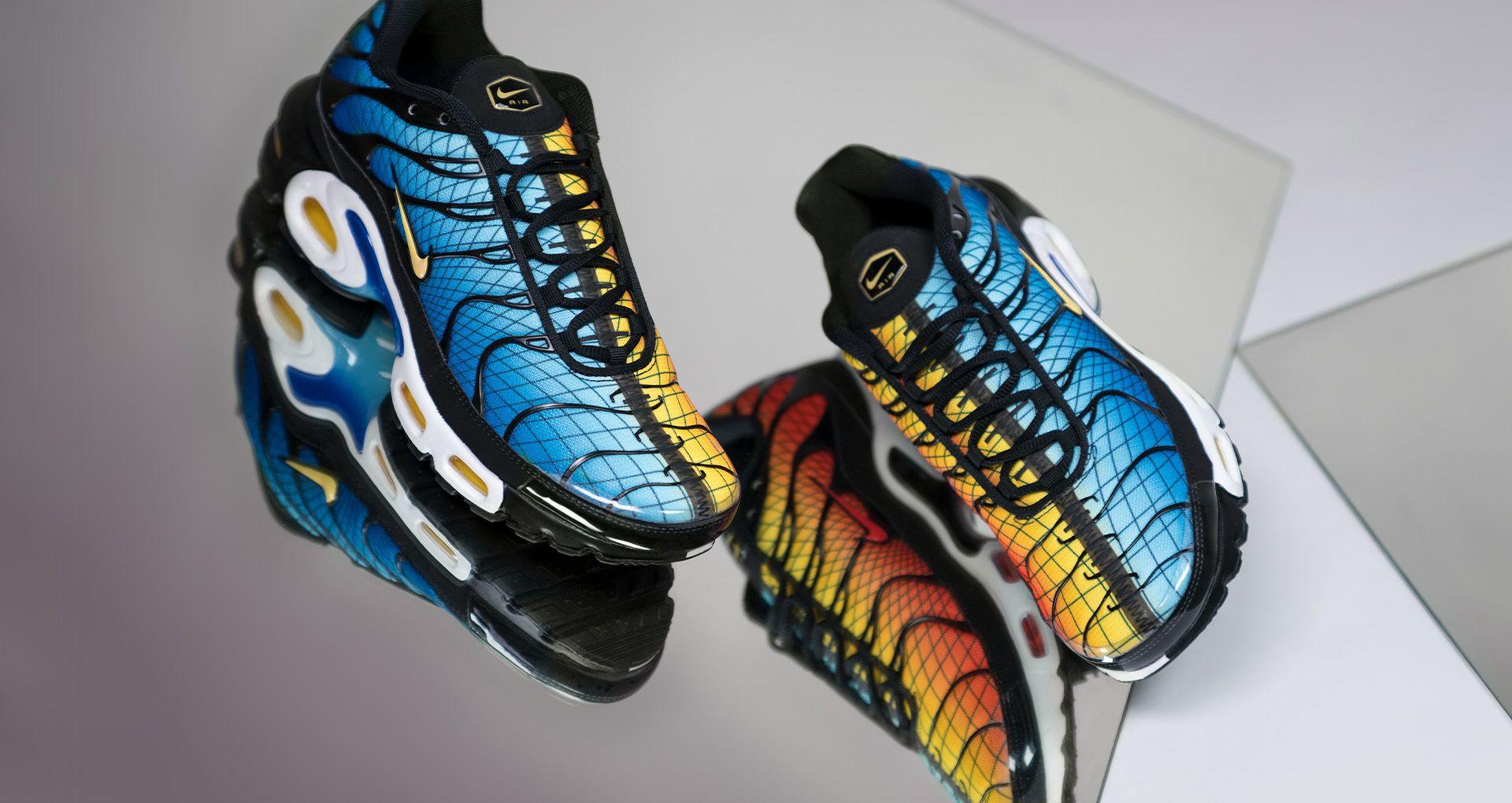 watch abca8 d02fb Nike Air Max Plus TN Greedy – alle Release-Infos
