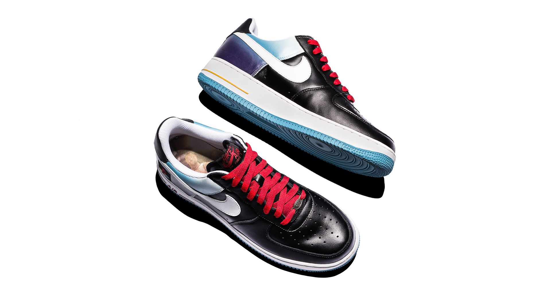 cheap for discount 4bb33 ec0b5 Inside The Vault: Air Force 1 X Playstation. Nike+ SNKRS