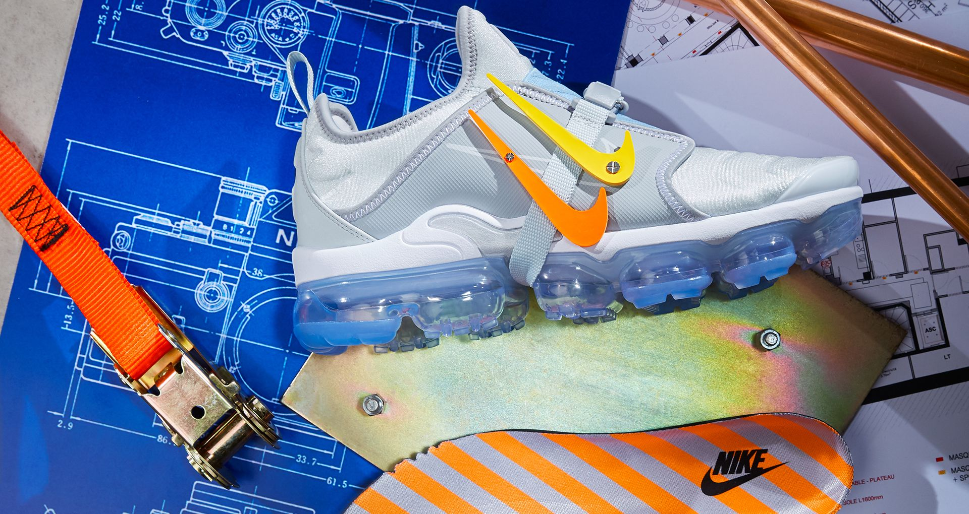 99c1b3fce43a6 Behind the Design  Nike Air VaporMax Plus  Paris Works in Progress ...