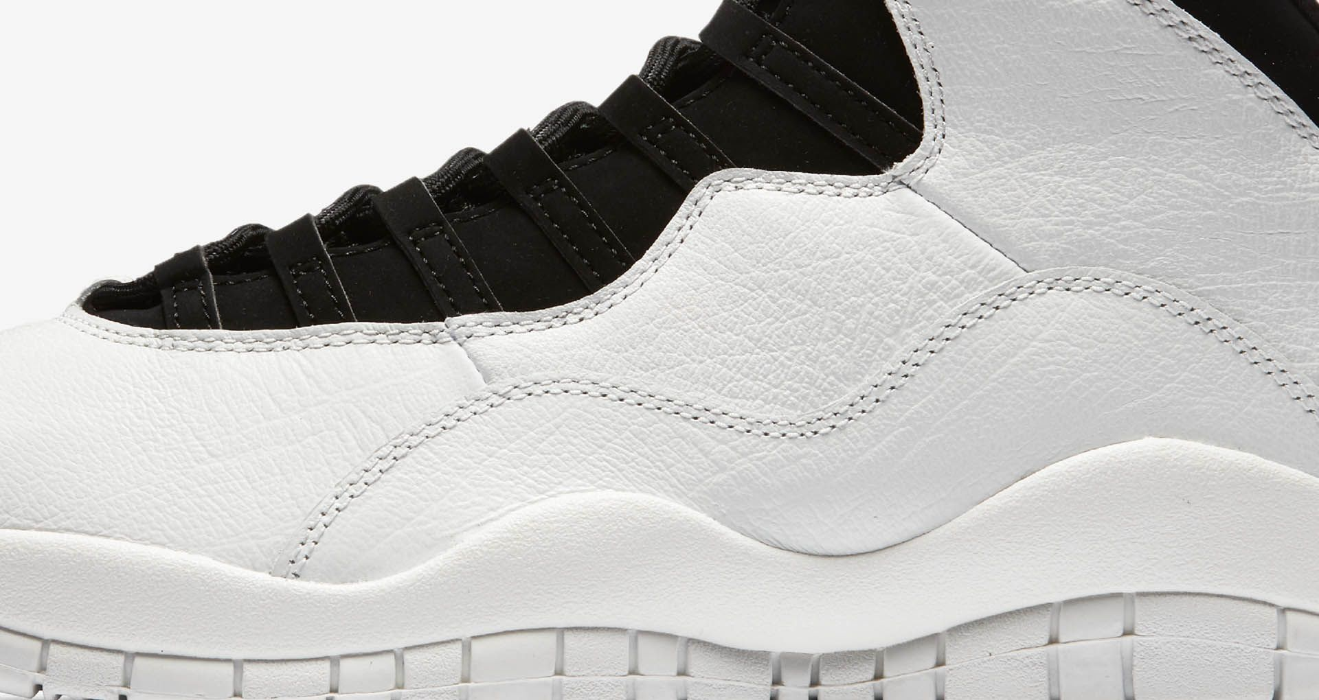 best sneakers b31d3 43507 Air Jordan 10 Retro  Summit White   Black  ...