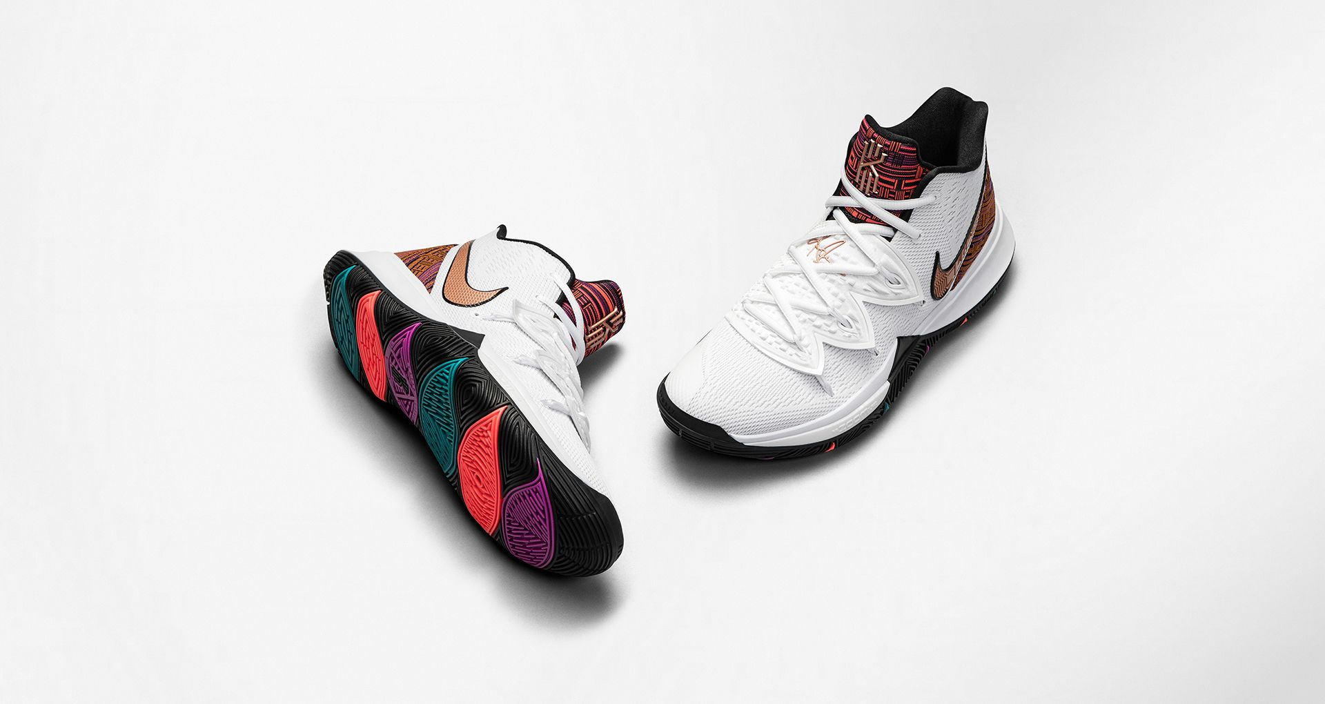 the latest c503f 12f78 Nike Kyrie 5  BHM  2019 Release Date. Nike+ SNKRS