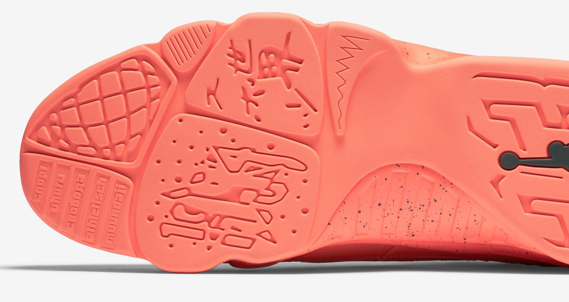 san francisco be8d4 4f017 Air Jordan 9 Retro Low 'Bright Mango' Release Date. Nike+ SNKRS