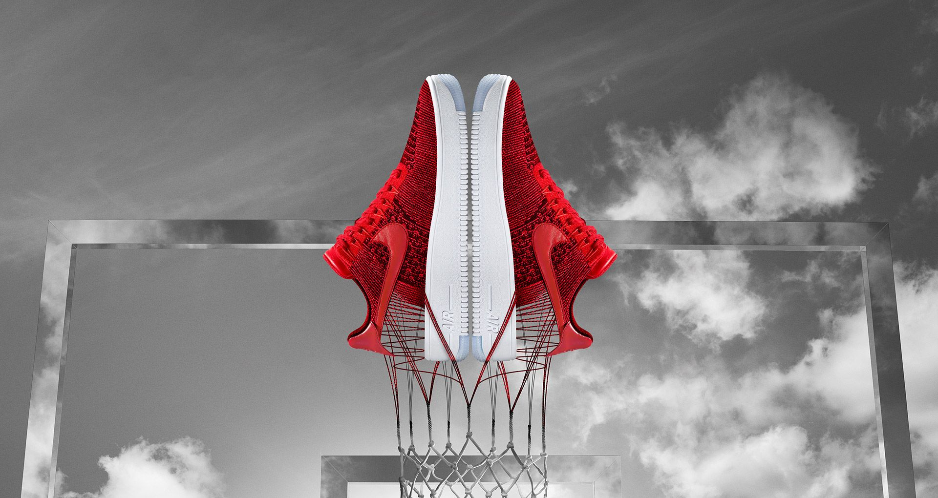 0c00846f6b0a Nike Air Force 1 Ultra Flyknit Low  University Red  Release Date ...