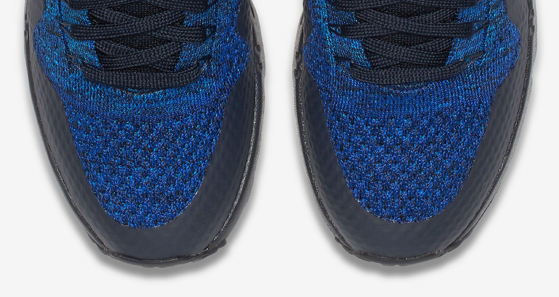 promo code 7ab3e de373 AIR MORE UPTEMPO. National Air  Women s Nike Air Max 1 Ultra Flyknit  Racer  Blue