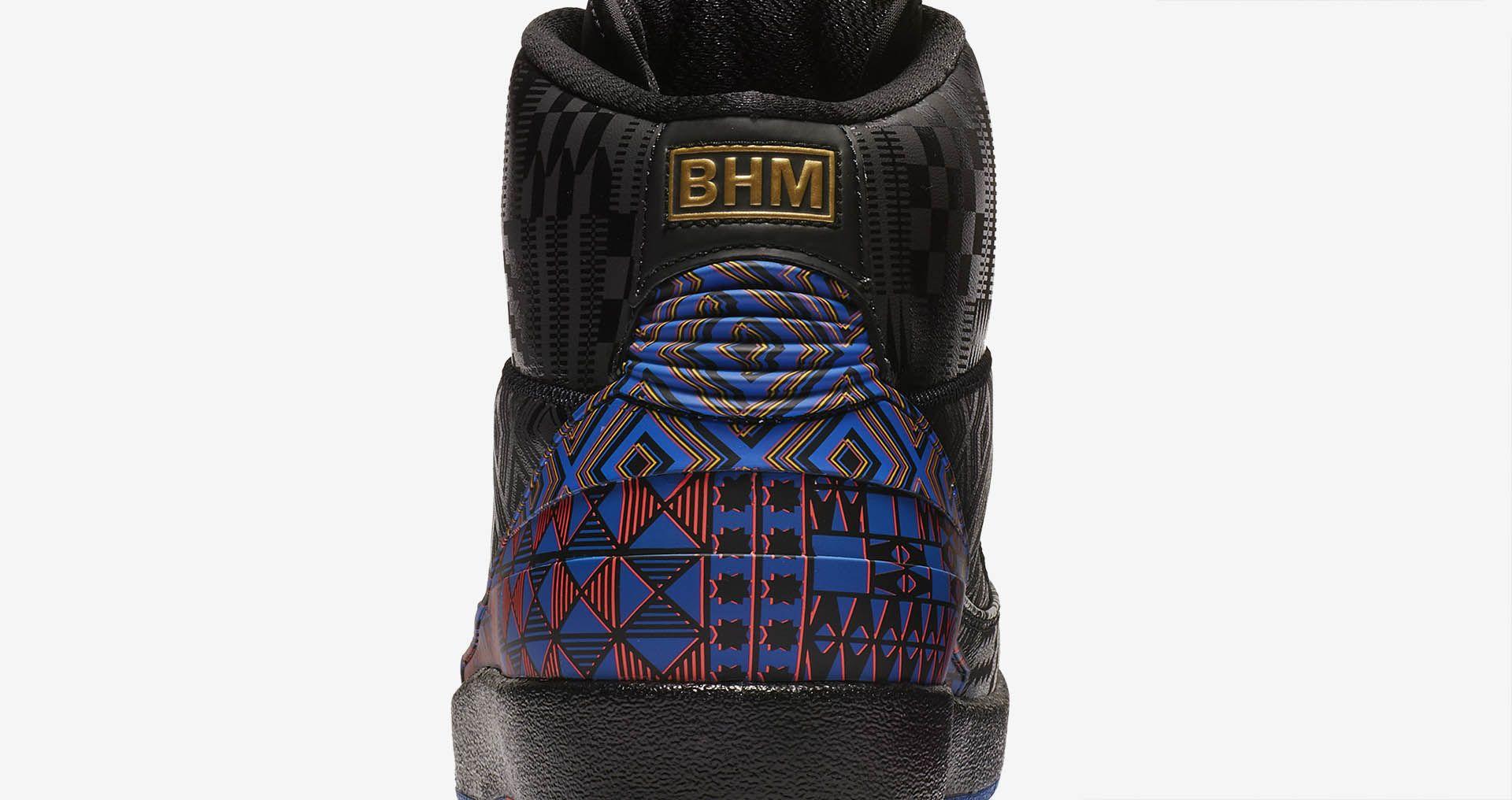 brand new 67269 9d5de Air Jordan 2 'BHM' 2019 Release Date. Nike+ SNKRS