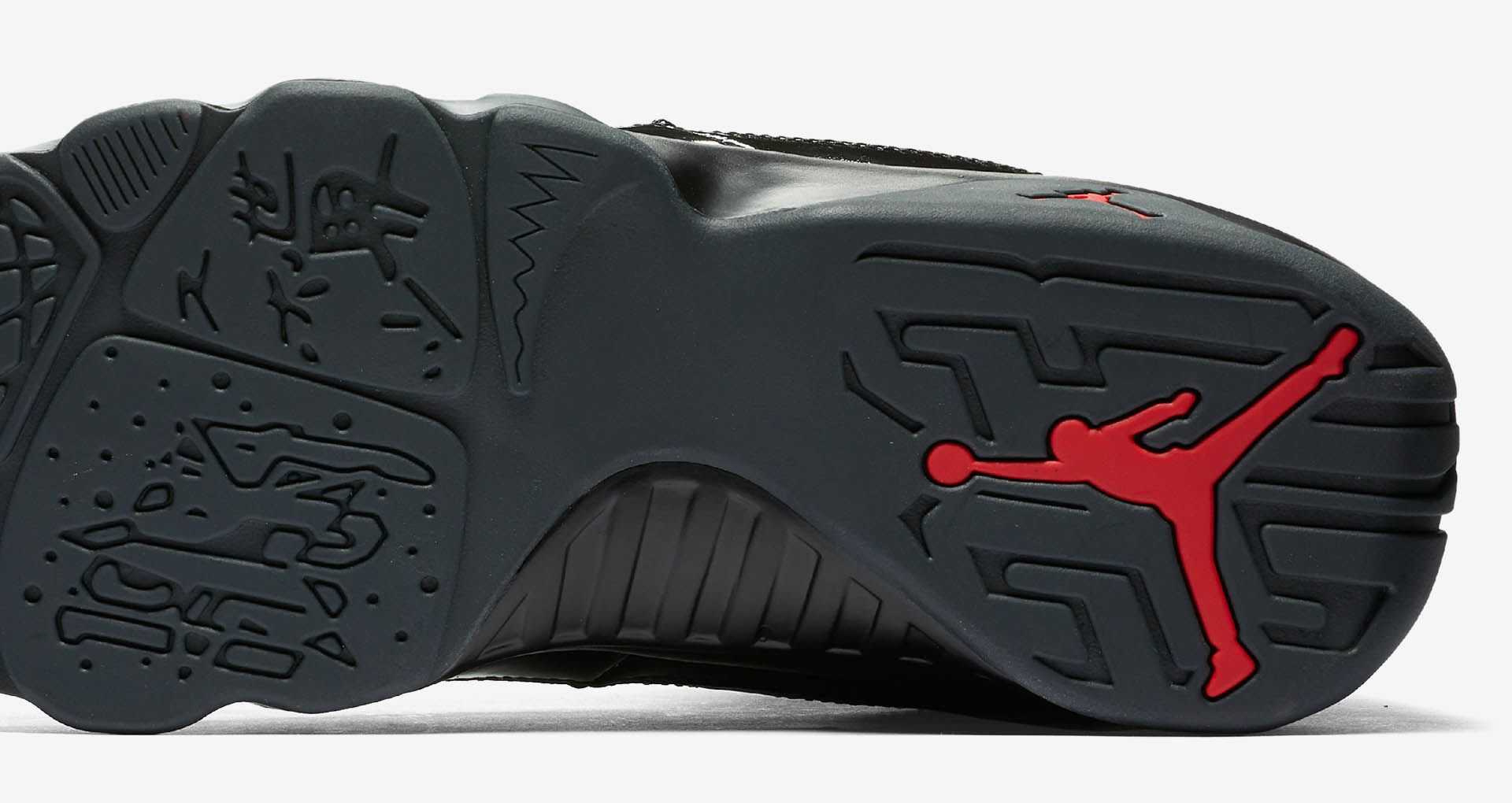 the latest 9d7f8 d7dd1 Air Jordan 9 Retro 'Black & University Red' Release Date ...