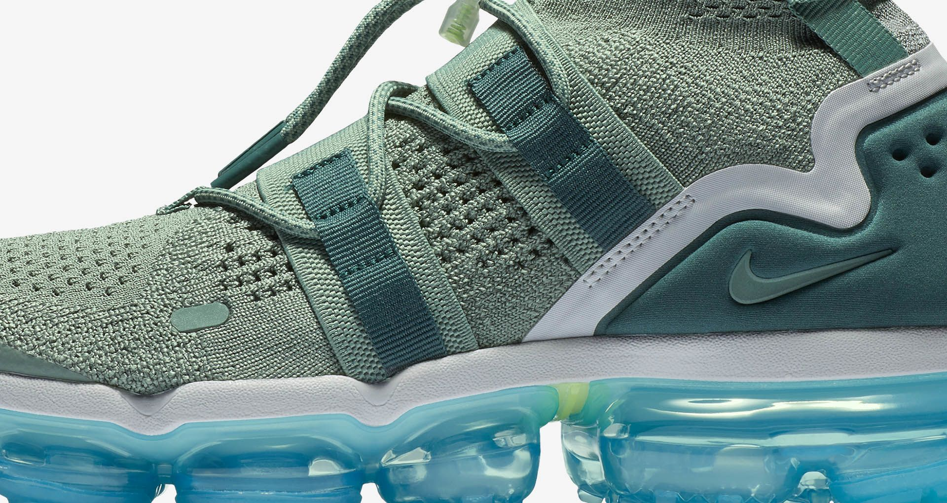 Nike Air Vapormax Utility  Clay Green   Barely Grey  Release Date ... c4bd9f9cf