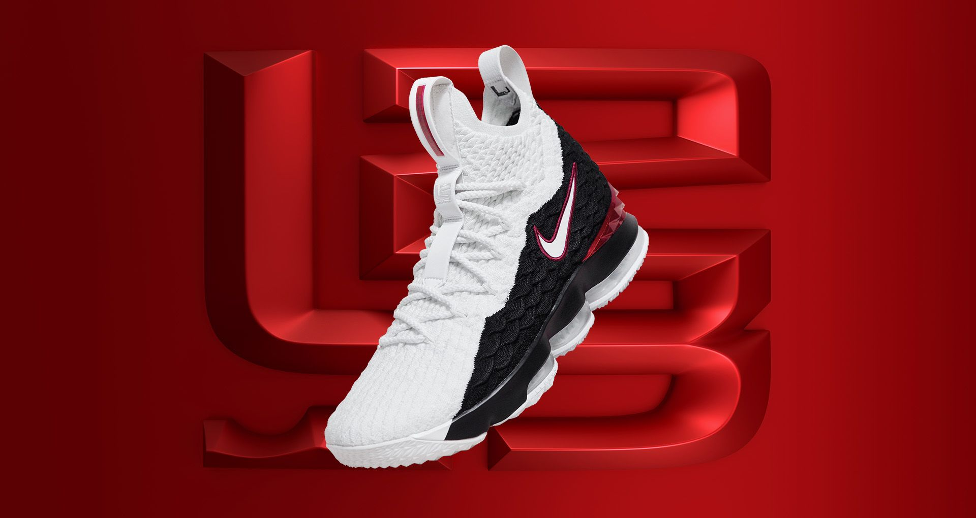 cheap for discount ba3ac 52eb4 Nike Lebron 15 LeBron Watch 'Air Zoom Generation'. Nike⁠+ SNKRS