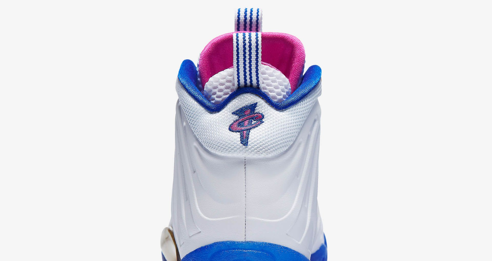 hot sale online df64d 851db Nike Little Posite One 'White & Fuchsia Blast' Release Date ...