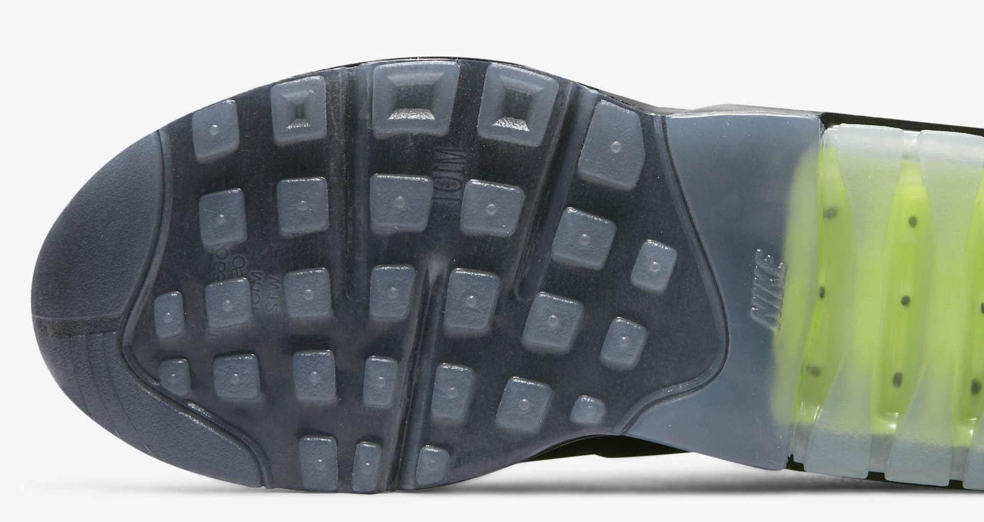innovative design f5d5e 090a3 Nike Air Max 180  Black   Volt  ...