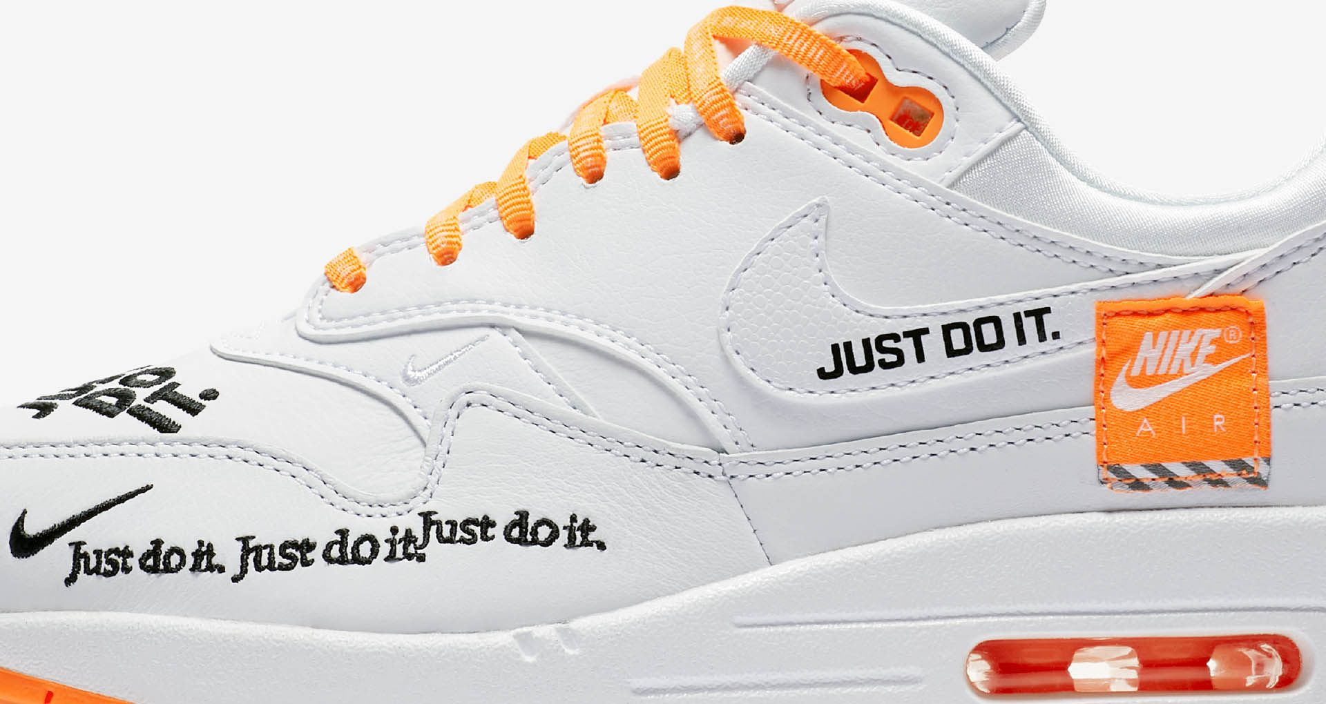 Nike Air Max 1 'Just Do It' Release Date. NikePlus SNKRS