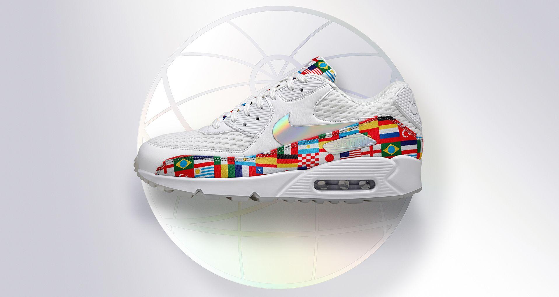 DateNike 90 Max Release Nike Air 'WhiteMulticolour' hxrCBtQdso