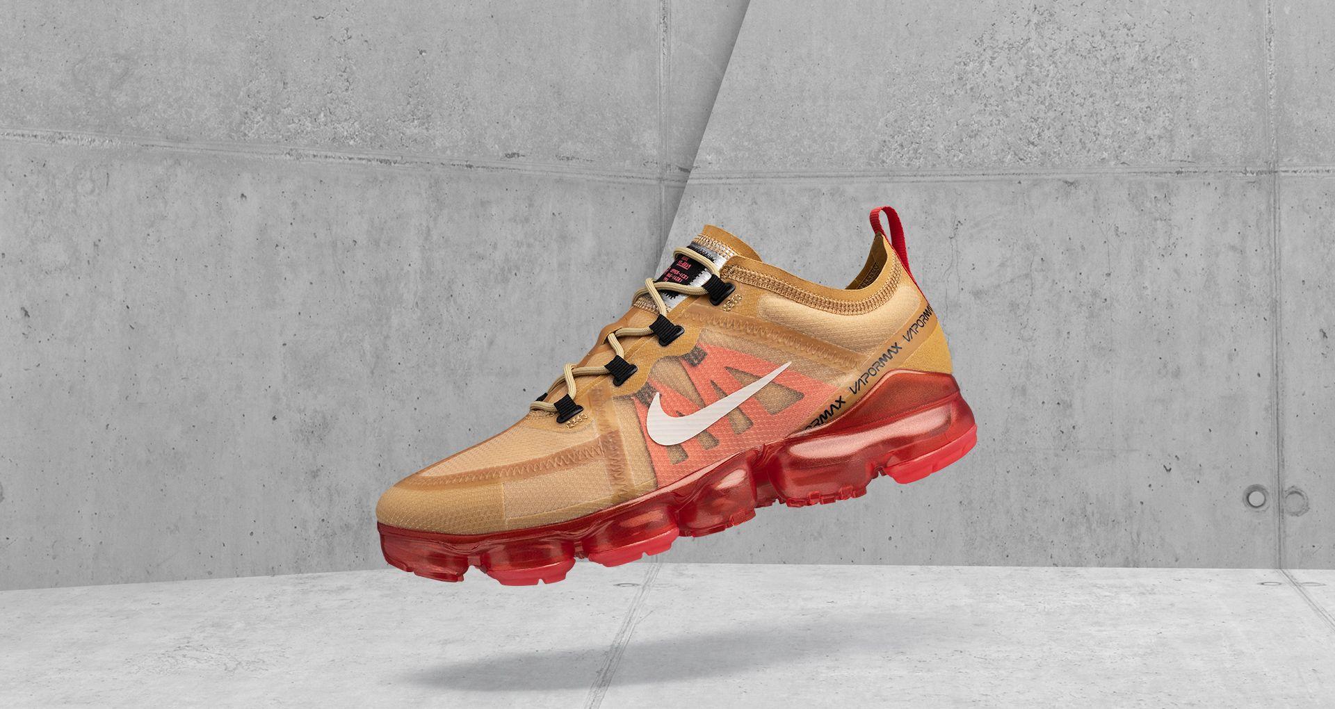 san francisco 4ff50 69b78 Nike Air Vapormax 2019 'Club Gold & Ember Glow' Release Date ...