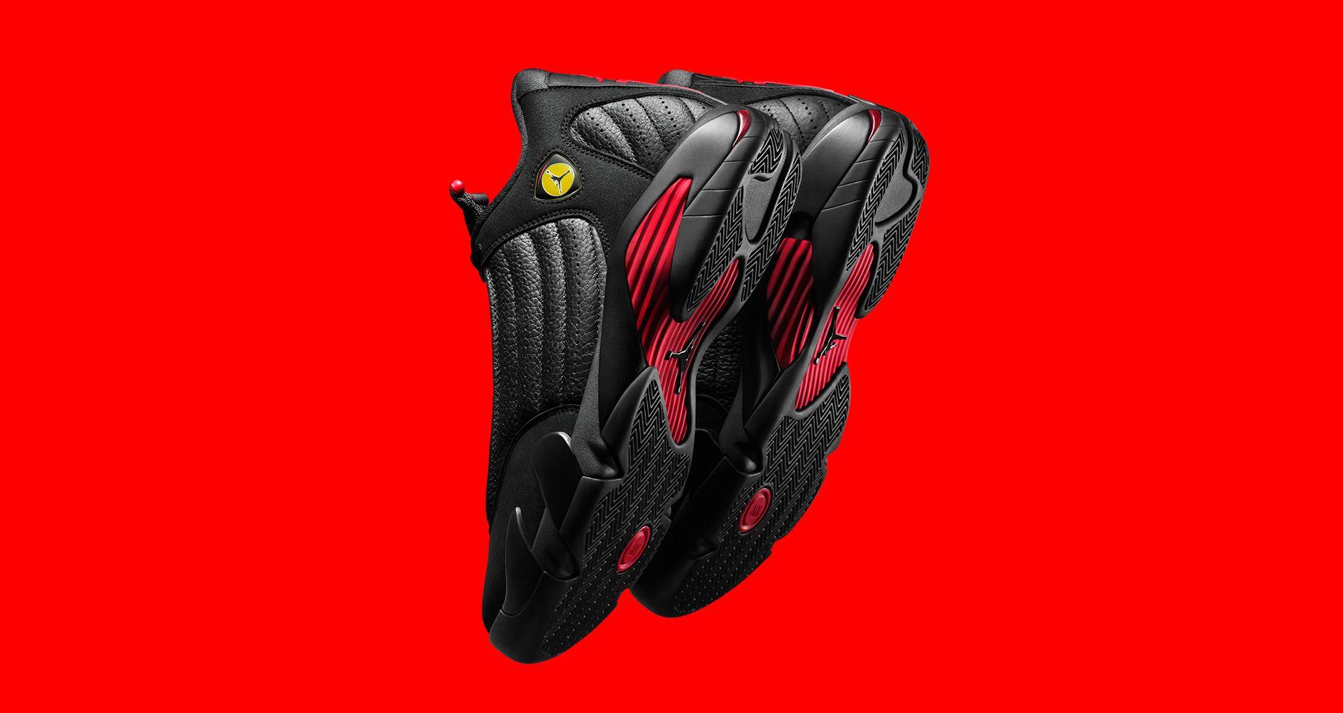 online store b6dad 1f118 Air Jordan 14  Last Shot  Art of a Champion Release Date. Nike+ SNKRS