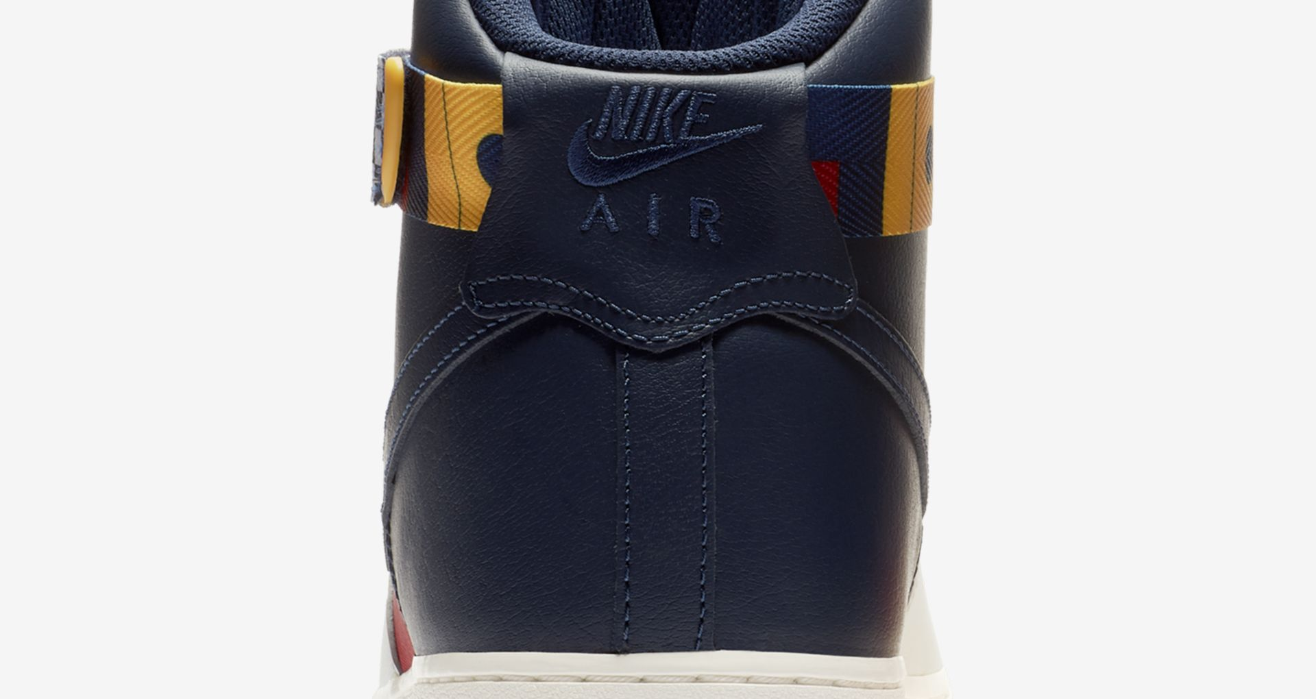 Nike Air Force 1 High 'Midnight Navy & Sail' Release Date