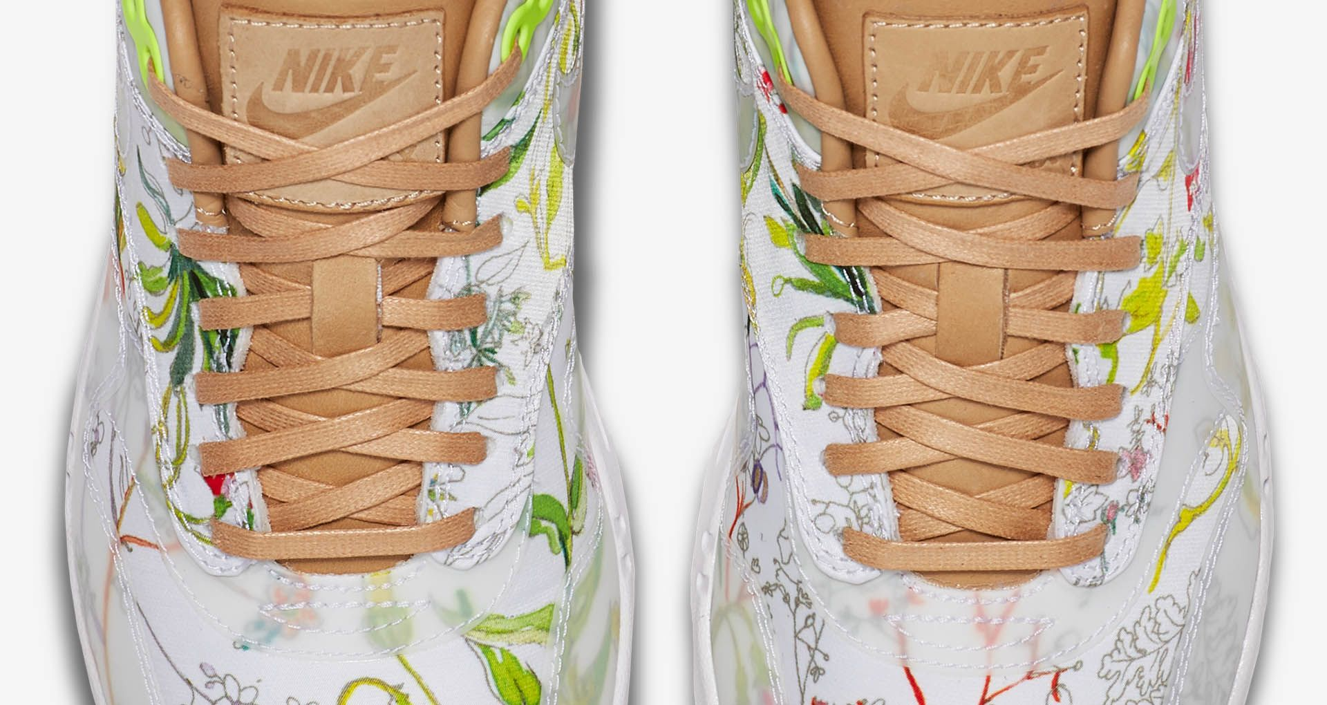 Nike X Liberty Wmns Air Max 1 Ultra QS White White