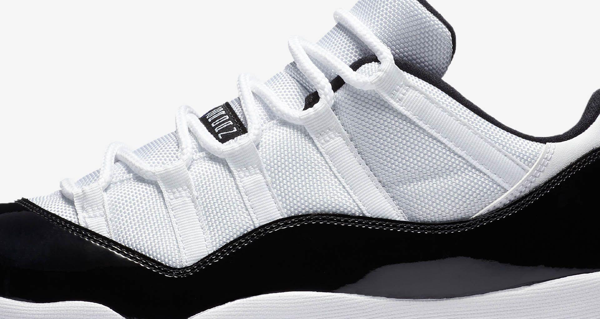 buy online 295b6 00366 Air Jordan 11 Retro Low 'Concord'. Release Date. Nike+ SNKRS